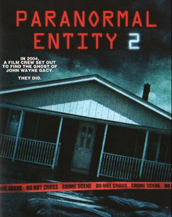 Paranormal Entity 2 - 8213: Gacy House affiche