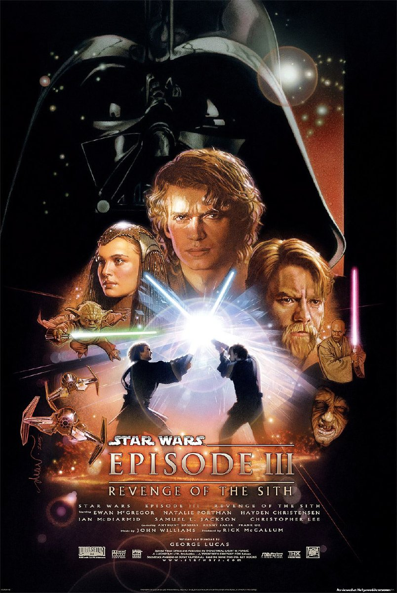 Star Wars Episode III: Revenge of The Sith Playthrough ...